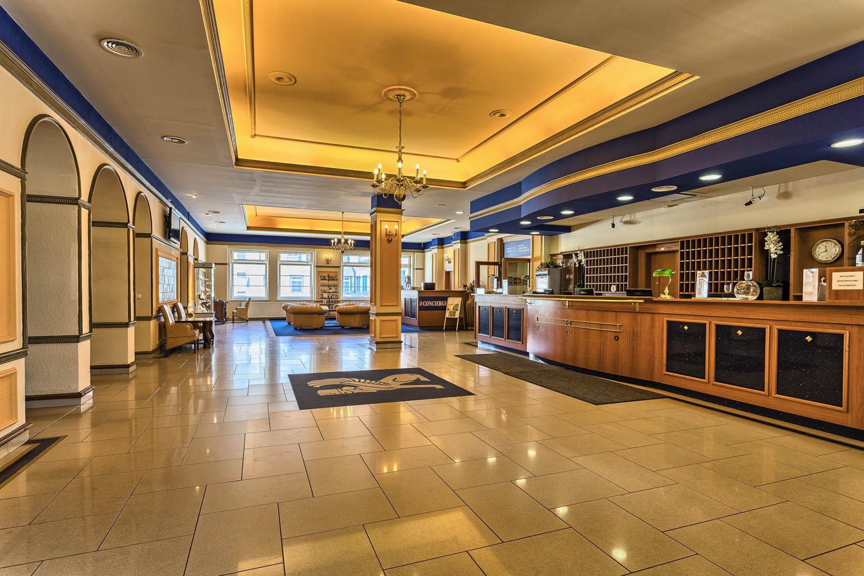 Wellness hotel Babylon ubytování