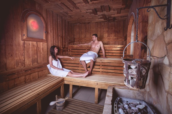 sauna ceremony